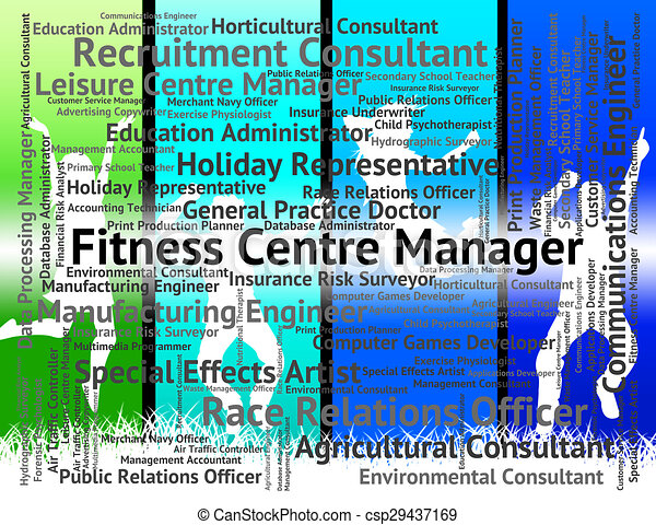 Image result for hiring Fitness Manager