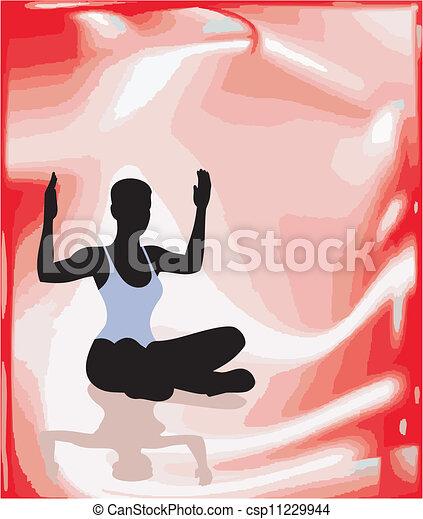 fitness - csp11229944