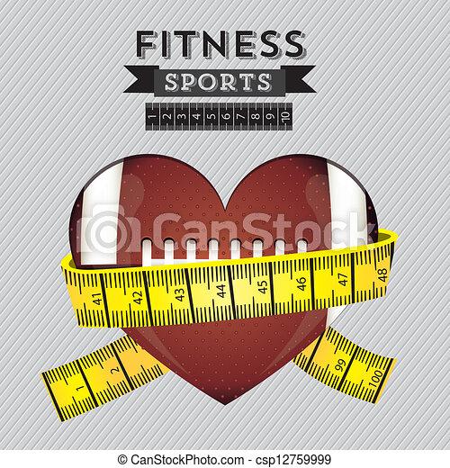 Fitness Icons - csp12759999