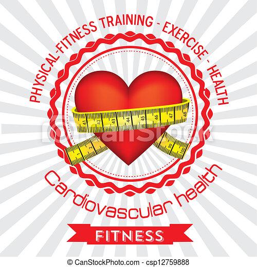 Fitness Icons - csp12759888