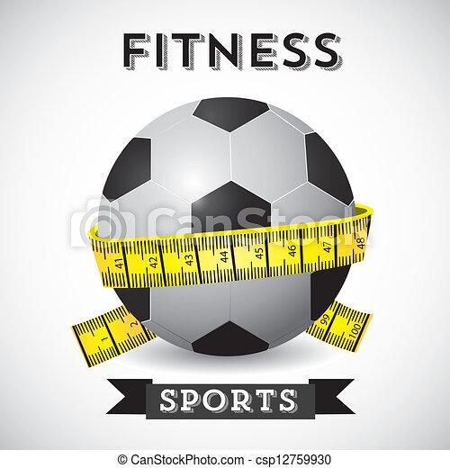 Fitness Icons - csp12759930