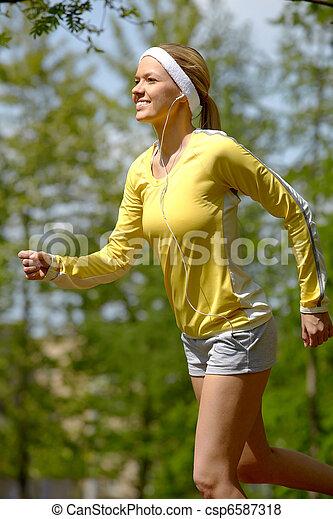 fitness - csp6587318
