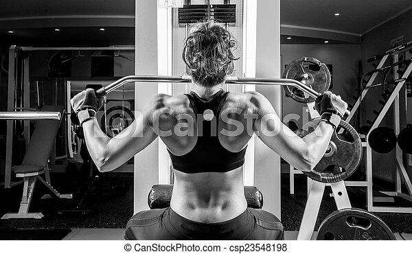 fitness - csp23548198