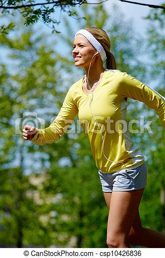 fitness - csp10426836