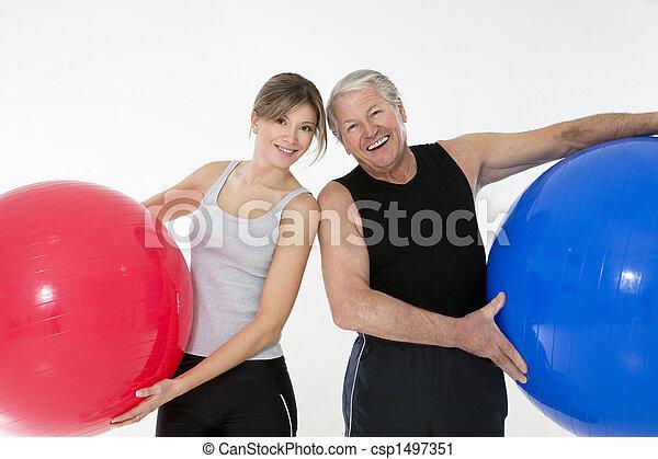 fitness - csp1497351