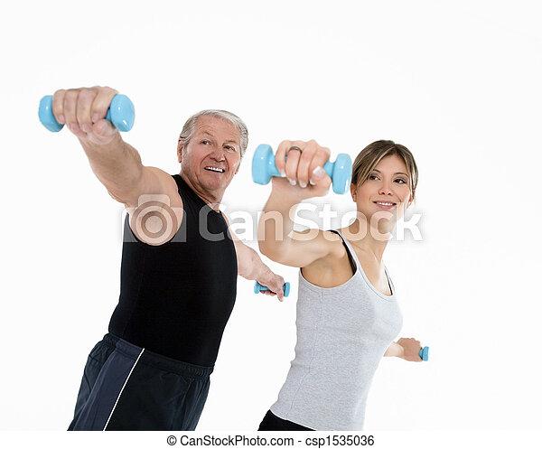 fitness - csp1535036