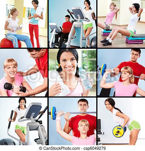 Fitness - csp6049279