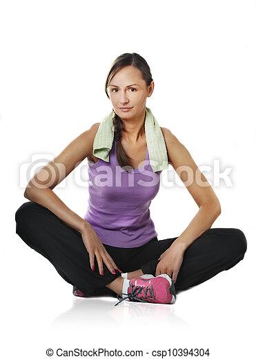Fitness  - csp10394304
