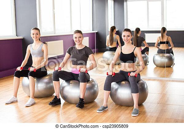Fitness - csp23905809