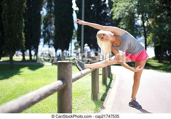 fitness - csp21747535