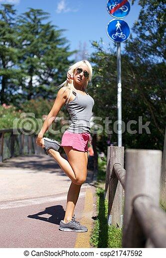 fitness - csp21747592