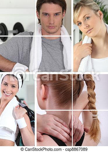 fitness - csp8867089