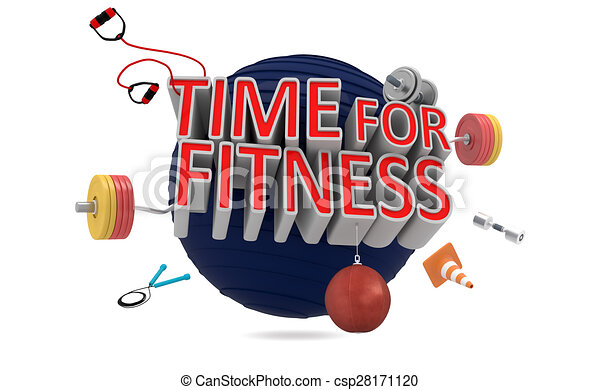 Hora del ejercicio. - csp28171120