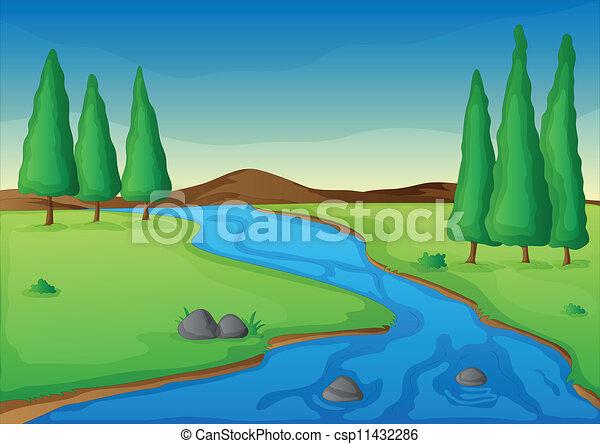 fiume - csp11432286