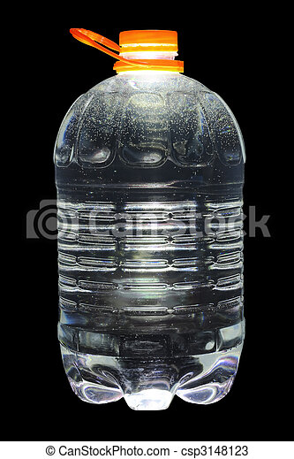 Five litres of pure drinking water - csp3148123