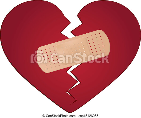 Fix a broken heart concept - csp15126058