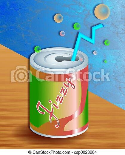 Fizzy Soda - csp0023284