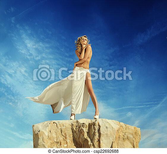 naken modell auditions