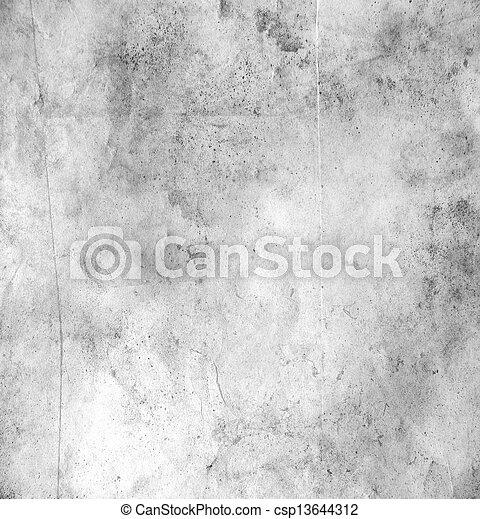 fläckat, papper, gammal - csp13644312