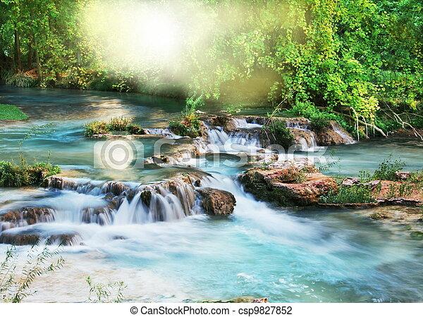 Creek - csp9827852