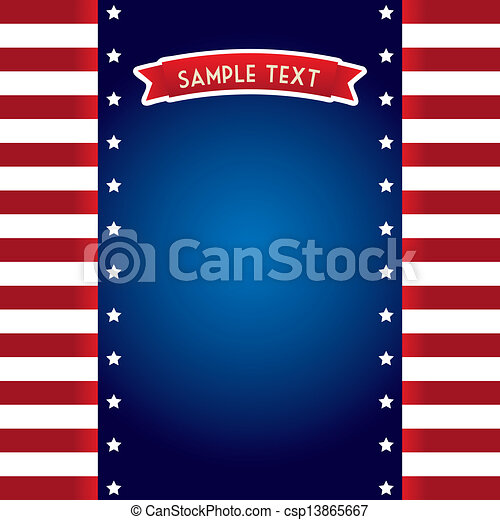 flag day - csp13865667