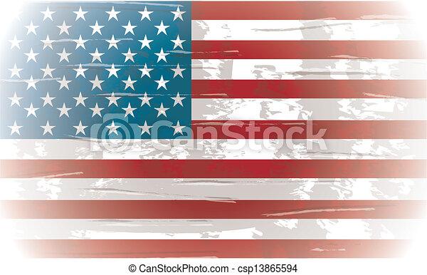flag day - csp13865594