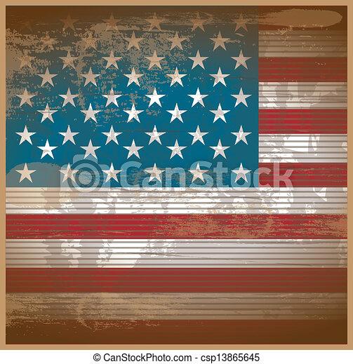 flag day - csp13865645