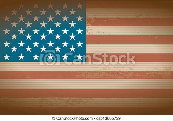 flag day - csp13865739