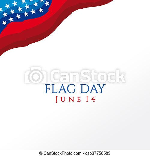 Flag Day - csp37758583