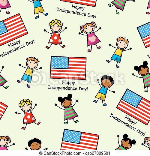 Flag Day - csp27809501