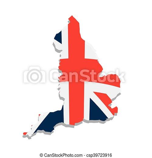 flag england europe design csp39723916