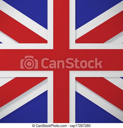 Flag London Background