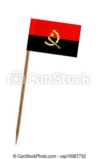 Flag of Angola - csp10067732
