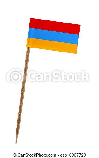 Flag of Armenia - csp10067720