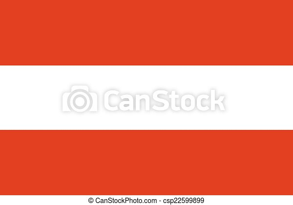 Flag of Austria - csp22599899