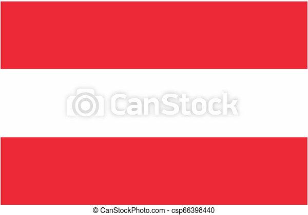 Flag of Austria - csp66398440