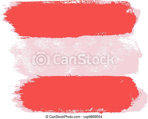 Flag of Austria - csp9869554