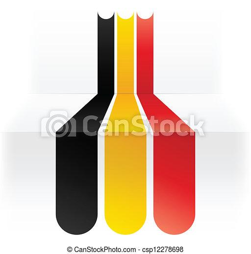 flag of Belgium - csp12278698