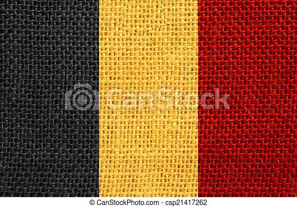 flag of Belgium - csp21417262