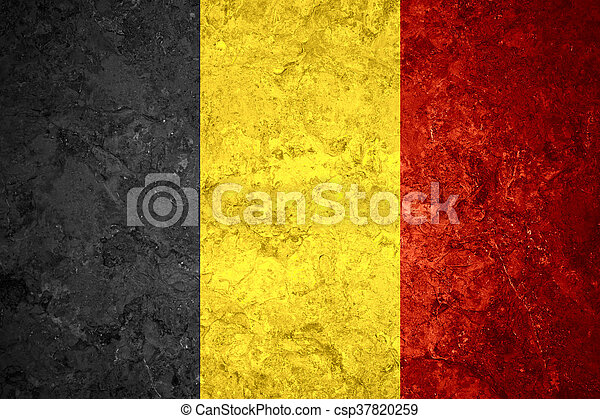 flag of Belgium - csp37820259