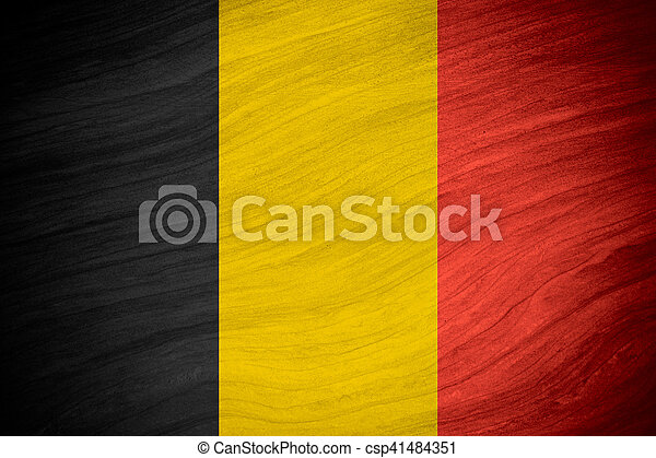 flag of Belgium - csp41484351