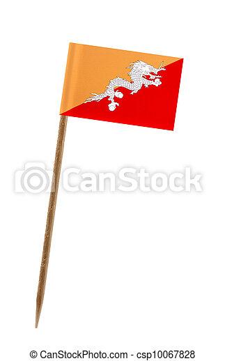 Flag of Bhutan - csp10067828