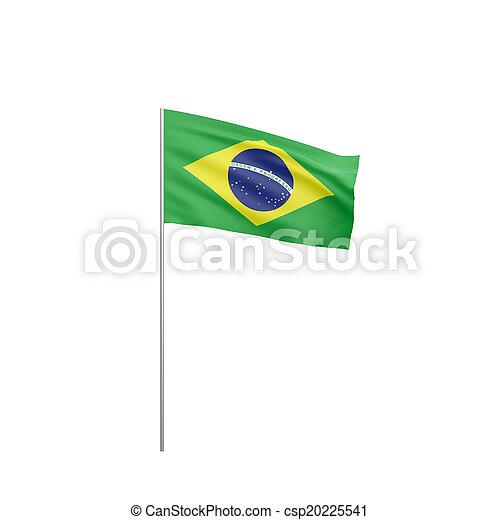Flag of Brazil - csp20225541