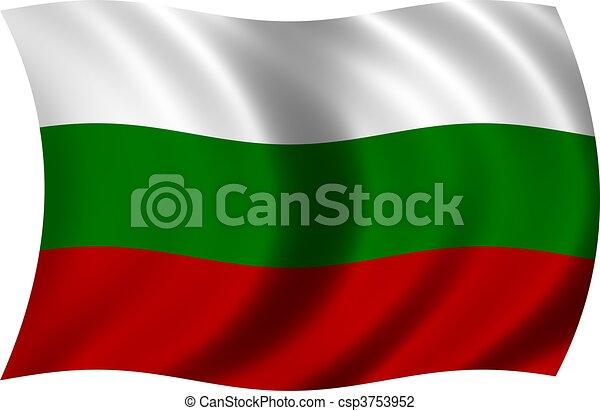 Flag of Bulgaria - csp3753952