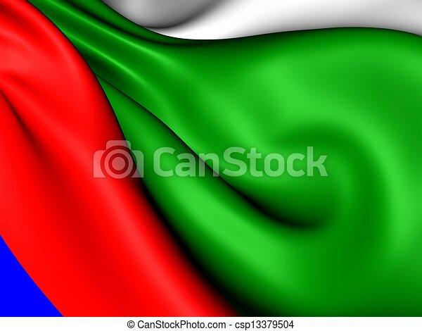 Flag of Bulgaria - csp13379504