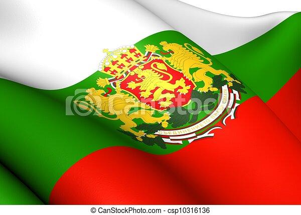 Flag of Bulgaria - csp10316136