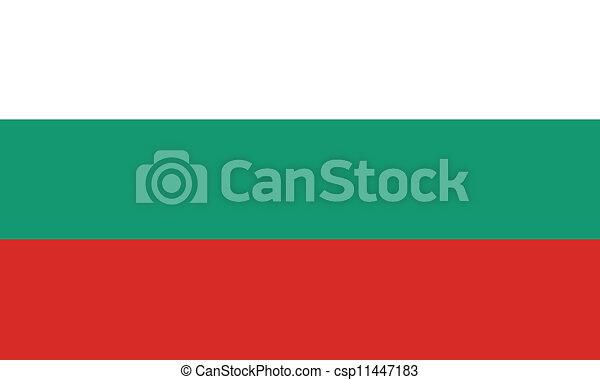 Flag of Bulgaria - csp11447183