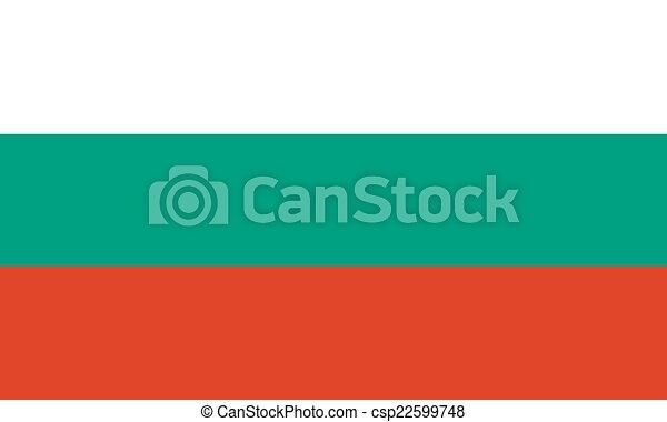 Flag of Bulgaria - csp22599748