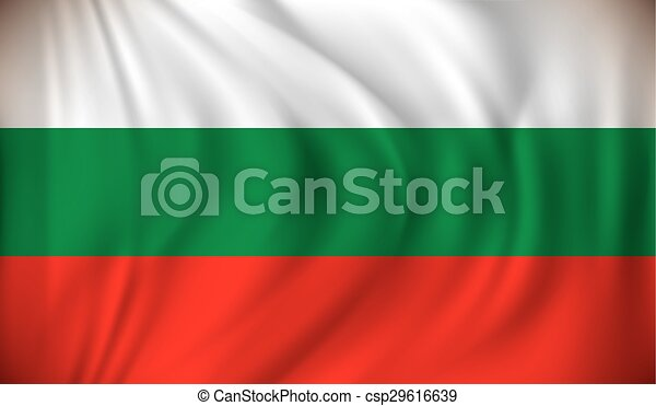 Flag of Bulgaria - csp29616639