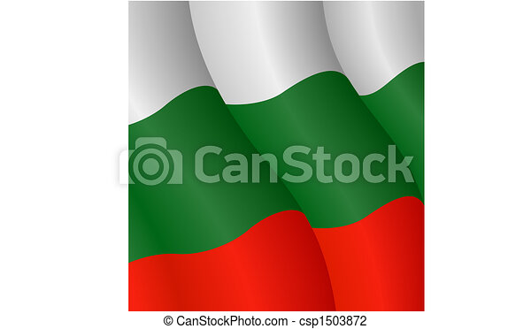 Flag of Bulgaria - csp1503872